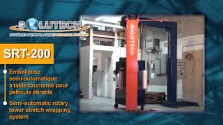 Solutech Packaging Systems SRT 200