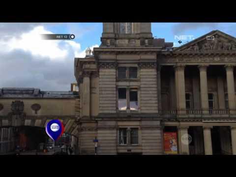 Birmingham, Kota Kaya Akan Jam Besar - NET12