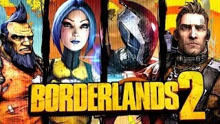 Rock Out with my Glock Out! - Borderlands 2 Multiplayer Gameplay #1