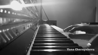 The xx-Intro [Yana Chernysheva Piano Version]
