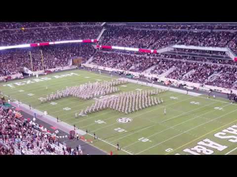 Military day Aggie Band