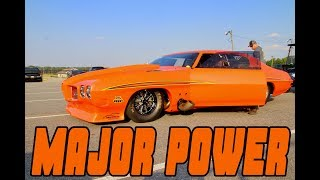 NEW TWIN TURBO MONSTER HITS THE TRACK AND IT