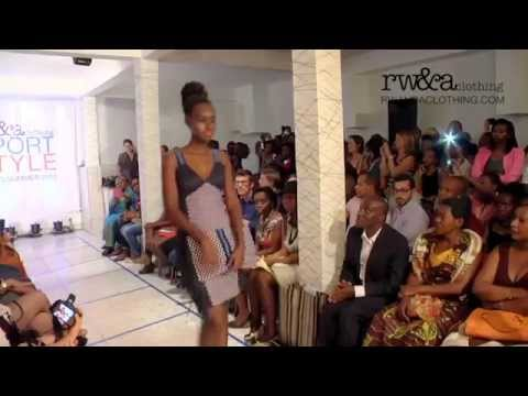 RWANDA CLOTHING SPORT STYLE SHOW 2014