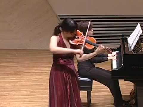 Miki Kobayashi  Wieniawski: Scherzo-Tarantella