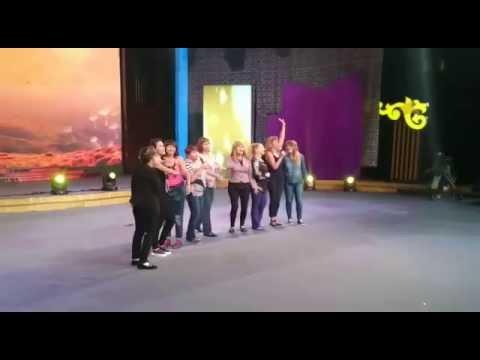 Видео, Русские выступают на Минуте славы в Китае Чанчунь поют Катюшу