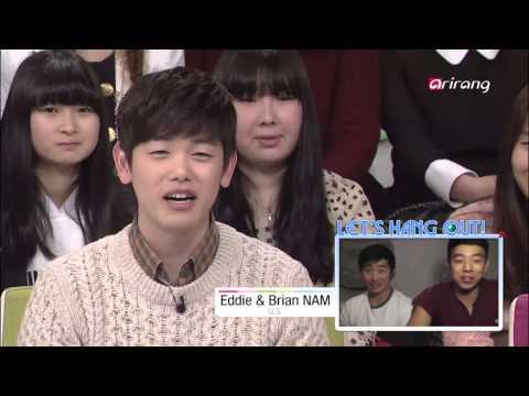 After School Club - Hangout with Eric Nam′s brothers 에릭남 동생들과 행아웃