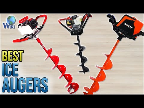 Top 9 Ice Augers of 2019 | Video Review