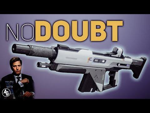 No Doubt FWC Auto Rifle | Destiny 2