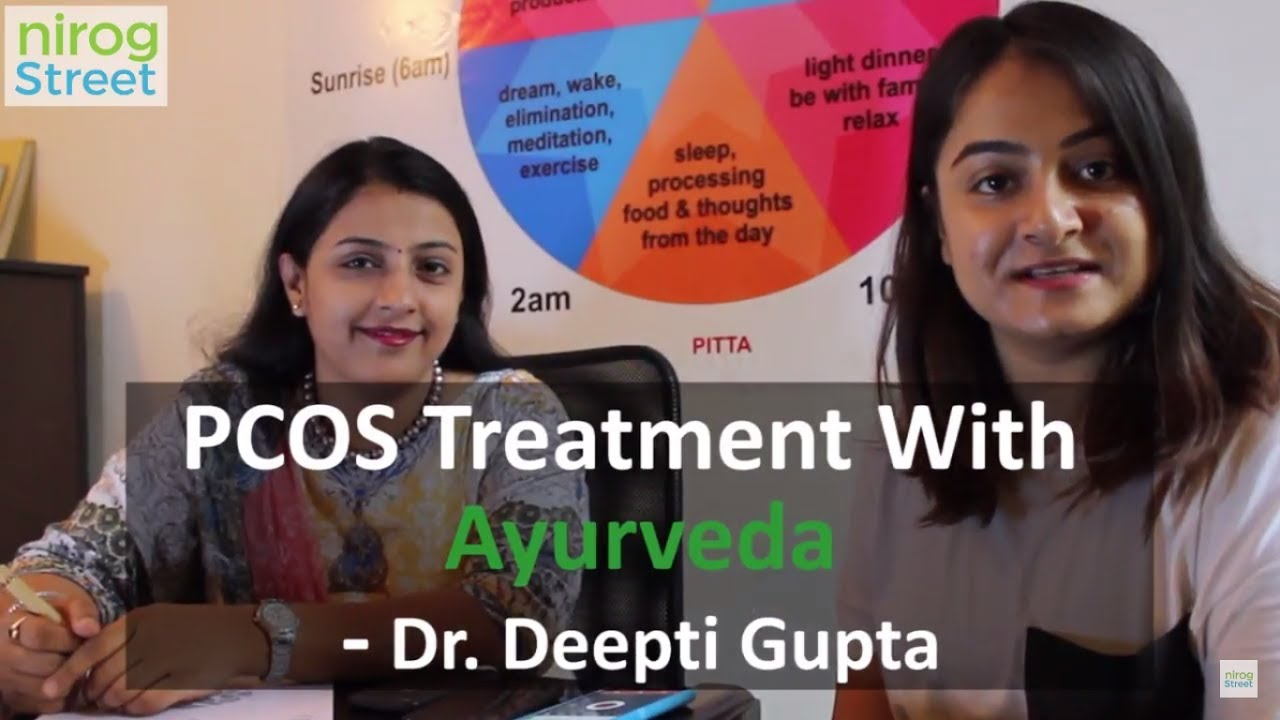 PCOS Treatment with Ayurveda