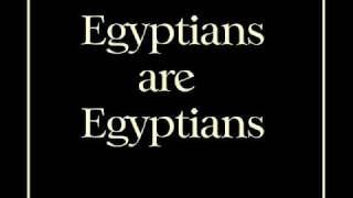 Egyptians are Egyptians, not Arabs