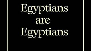 Egyptians are Egyptians, not Arabs