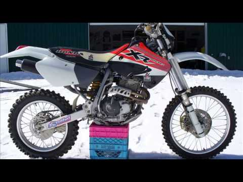 honda xr 400 r youtube. Black Bedroom Furniture Sets. Home Design Ideas