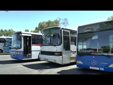 LARNACA BUSES JULY 2017