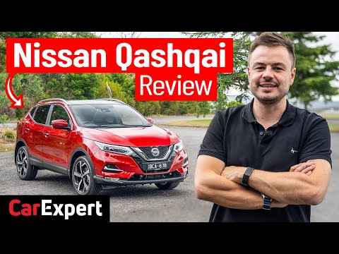 2020 Nissan Qashqai Ti: Now With Apple CarPlay And Android Auto! Detailed Expert Review | 4K