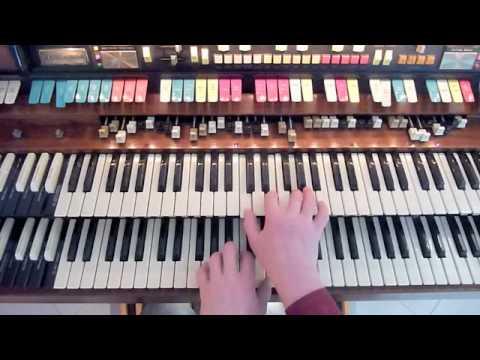 Whispering Grass - Hammond Elegante Organ.m4v