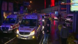 US forces kill IS leader blamed for Istanbul nightclub attack