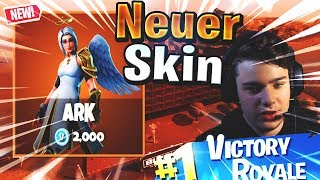 🔥New Skin + TURNIER with 1000V bucks⚡️abozocks⚡️Fortnite Battle Royale | German/German