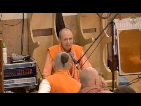 Шримад Бхагаватам 1.8.22 - Бхакти Ананта Кришна Госвами