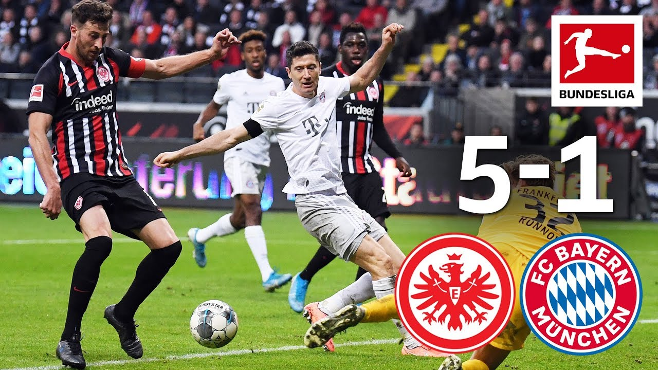 Frankfurt Vs Bayern 2021