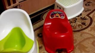 обзор детского горшка Локкиг (LOCKIG) фирмы IKEA