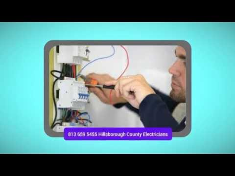 Emergency & Residential Electrician Hillsborough County - Call (813) 659 5455