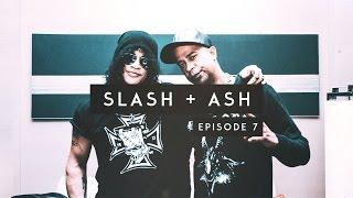 Double interview of The Hudson Brothers…Slash (Guns N' Roses, Velve...
