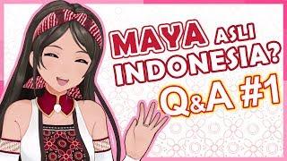 Epsode2 - Maya Q&A  Part1 #askmayaputri