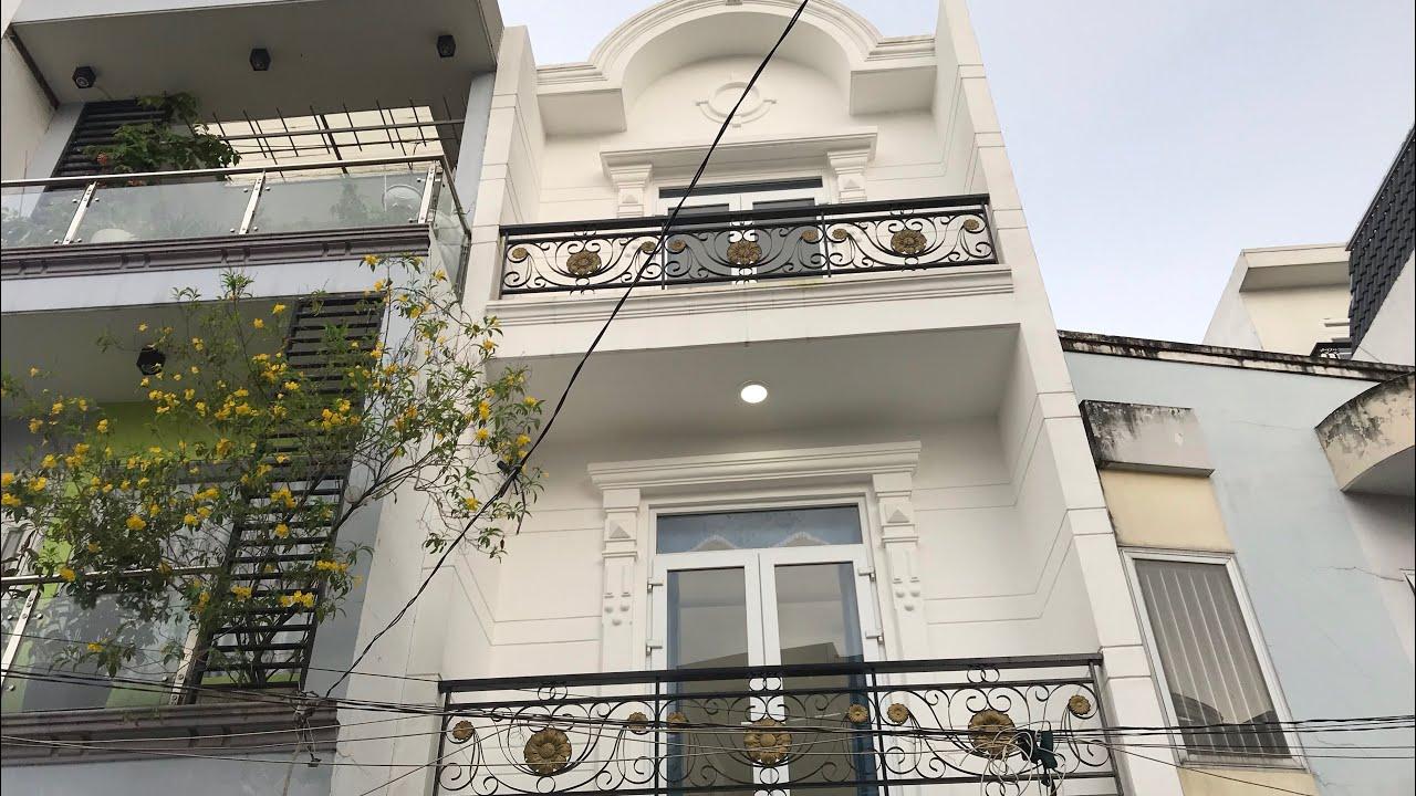 Bán căn nhà tô Ngọc Vân quận 12 gần QL1A dt 4 x 14M giá 3,5 tỷ TL . (0987208994)
