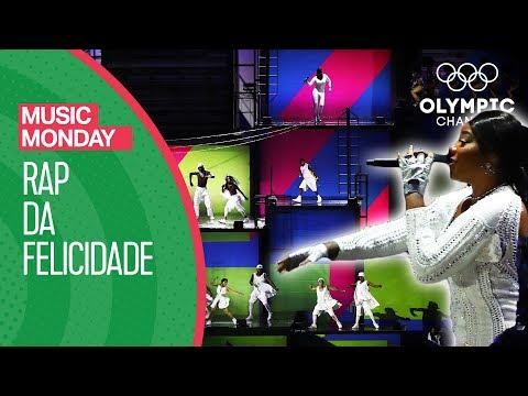 "Ludmilla - ""Rap Da Felicidade"" - Rio 2016 Opening Ceremony | Music Mondays"