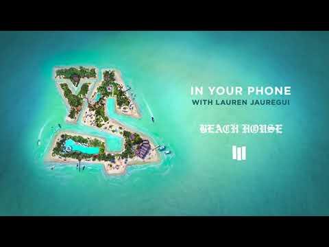 Ty Dolla $ign - In Your Phone  ft  Lauren Jauregui