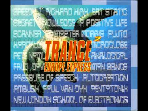 Trust (Suspicious Mindgear Mix) Trance Europe Express