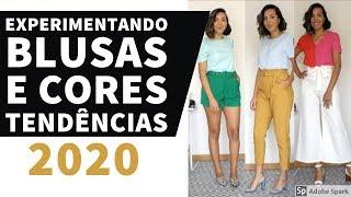 TENDÊNCIAS 2020 BLUSAS MODELOS E CORES SHEIN CÁ CAVALCANTE CONSULTORIA screenshot 4