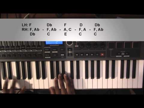 Piano Lesson | Kendrick Lamar | These Walls