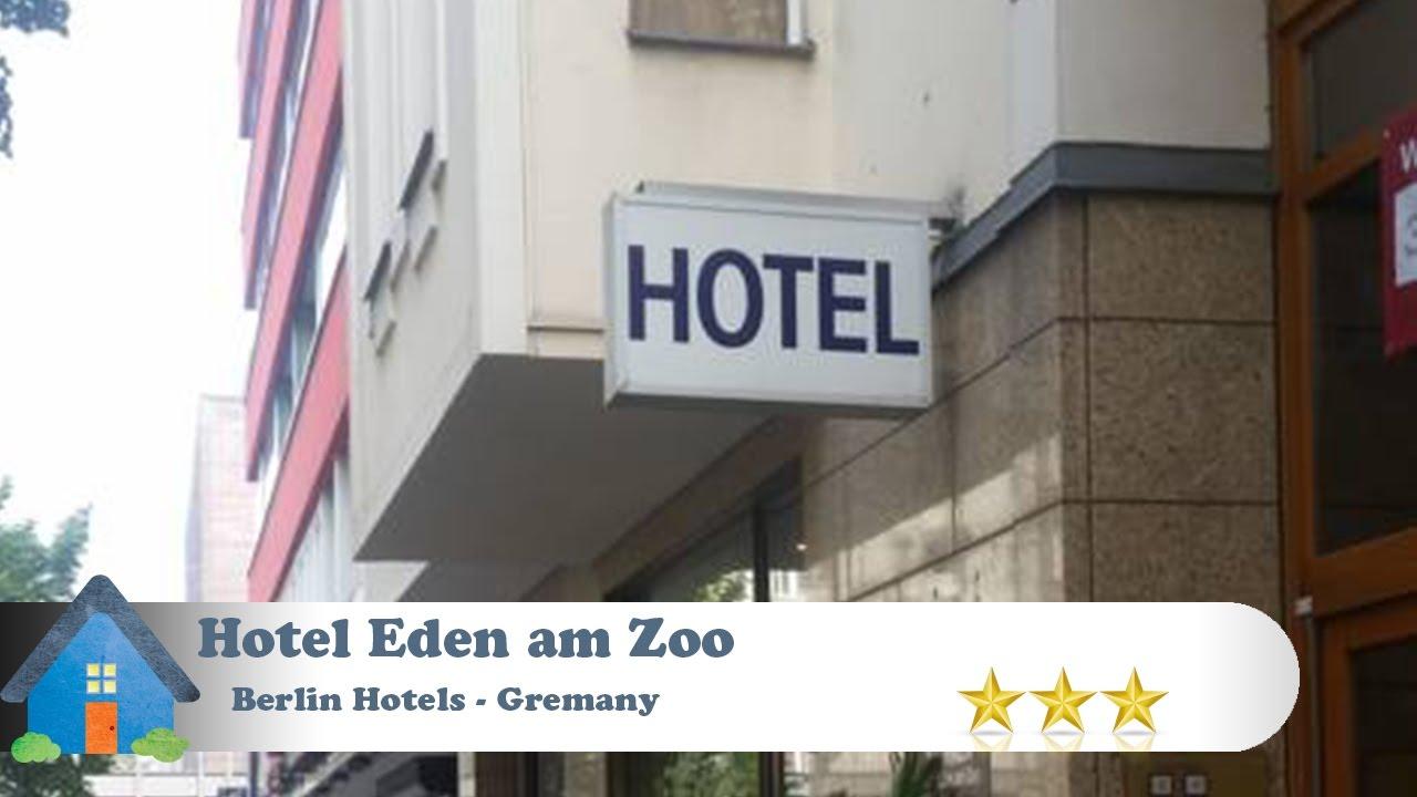 Berlin Hotel Eden Am Zoo