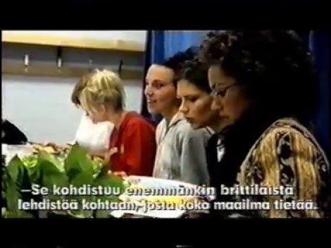 Spice Girls Interview In Finland (25.05.98)