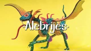 ¡Alebrijes!: fantasía y seres mitológicos en el Arte Popular Mexicano