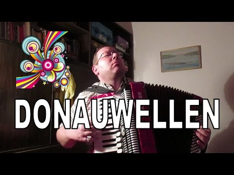 Ivanovici Donauwellen ( The Danube Waves ) Waltz Accordion