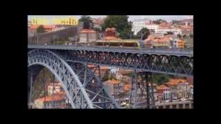 Metro do Porto: Ponte Dom Luis I.