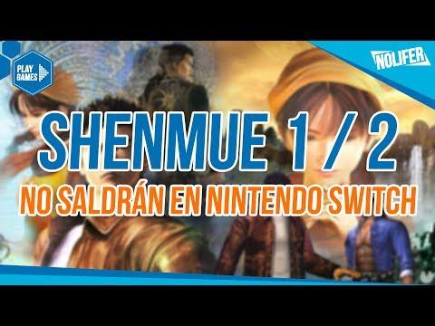 ThirdParty + Nintendo Switch ¿Hay un problema? Shenmue inaugura un debate