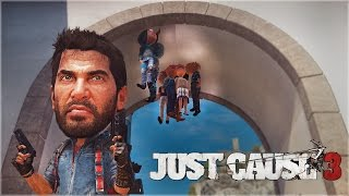 JUST CAUSE 3 FAILS: #2 (JC3 Funny Moments Compilation)