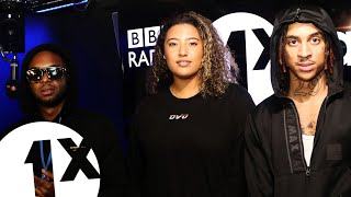 """We're frontlining the whole UK wave' D Block Europe talk success, breaking America + more on 1Xtra"