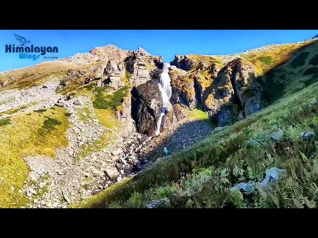 Chandernahan - The Trek Of Seven Lakes | Refreshing Your Life |Unexplored Trek |