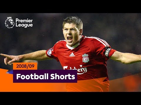 Smashing Goals | Premier League 2008/09 | Gerrard, Deco, Tevez