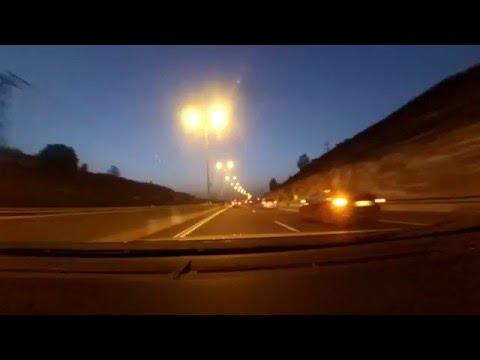 Jerusalem To Netanya Night