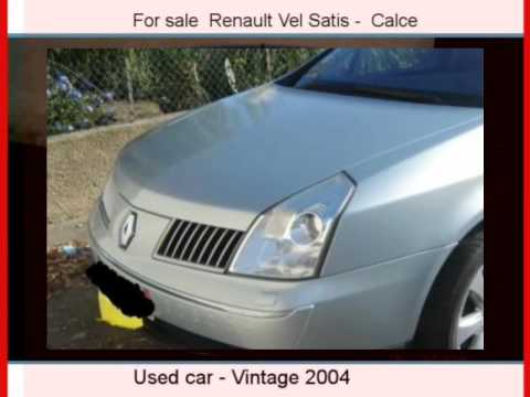 Sale one Renault Vel Satis  Calce  Pyrénées-Orientales