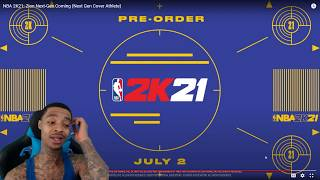 FlightReacts NBA 2K21 Cover Athletes Dame & Zeon!
