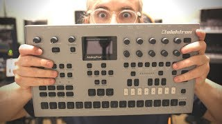Analog Four Mk2 – BIG First Look & Review of NEW Features!