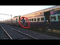 IndianRailways | Foolish People Risking Their Life on Train | GD WDP4D With Janseva Exp & RiskTakers