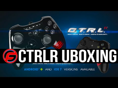 MADCATz C.T.R.L.R MOBILE GAMEPAD UNBOXING For Android, Smart Devices, PC  M O J O