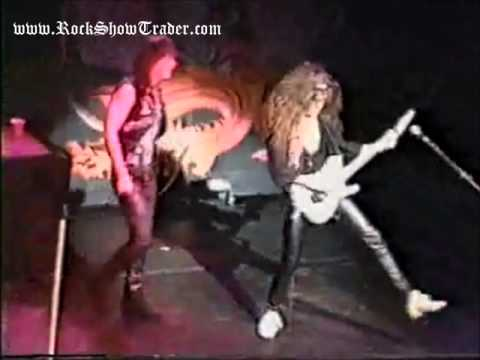 Don Dokken Live in NYC 1990 - FULL SHOW